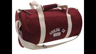 Обзор - Спортивная сумка SoulCal Cal Canvas Barrel Bag