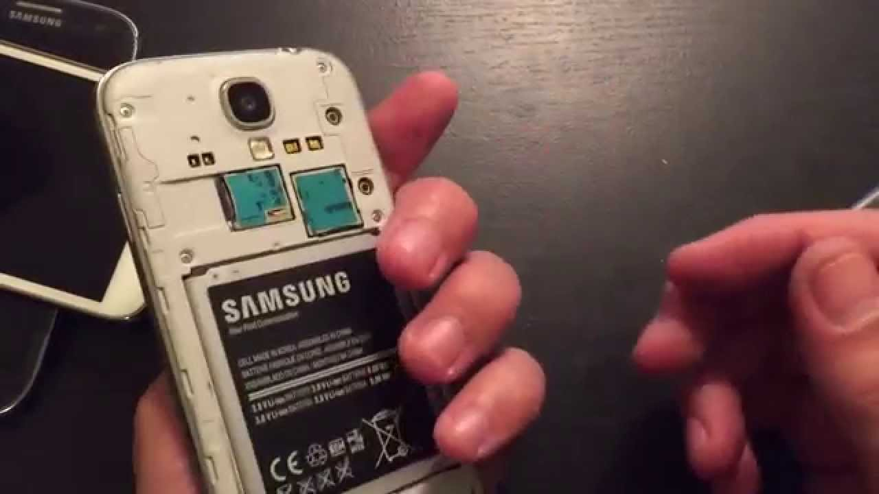 samsung galaxy s3 screen black fix