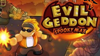 Evilgeddon Spooky Max Full Gameplay Walkthrough