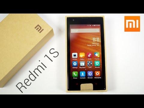 Xiaomi Redmi 1S - Unboxing & Hands On