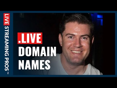 Why and how to strategically use a .LIVE domain name, with Marc Gawith