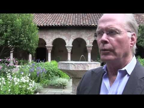 Grove Art Online contributor Timothy Husband at The Cloisters