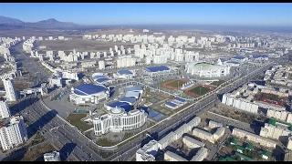 Ashgabat Olympic Complex 2017