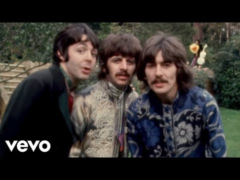 Клип The Beatles - Blue Jay Way