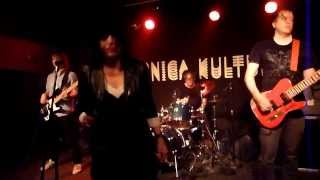 LYDIA LUNCH & RETROVIRUS - What Is It Now - Live - Zagreb 09.12.2013
