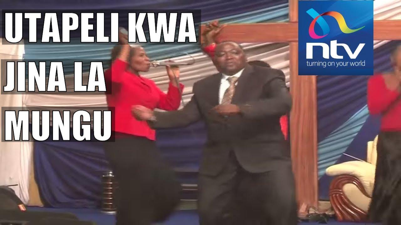 Download Utapeli kwa jina la Mungu katika kanisa la Fire Gospel Ministries