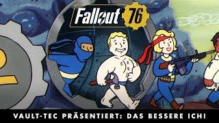 Fallout 76 – Vault-Tec präsentiert: Das bessere Ich! (Skills)