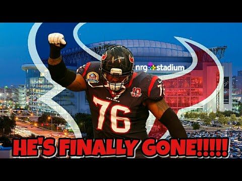 Texans Duane Brown traded to Seattle!!!