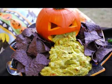scary halloween food decorations ideas - Halloween Decorations Food