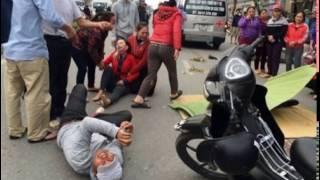 Tai nạn thảm khốc sáng 13/8 va chạm xe bồn nữ sinh THPT tử vong tại chỗ