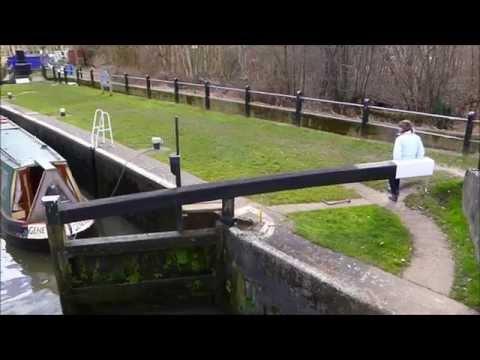 River Wey Navigation  - Pyrford