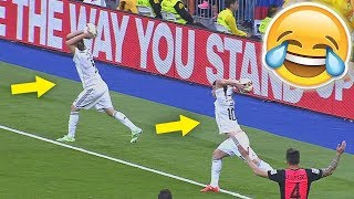 Comedy Football & Funniest Moments |HD