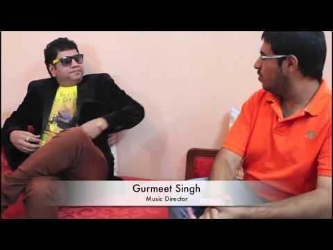 Gurmeet Singh Live  UNPLUGGED Interview  on Punjabi Mania