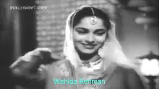 sharma ke ye kyu sab parda nasheen..Shamshad Begum_Asha Bhosle_Shakeel_Ravi..a tribute