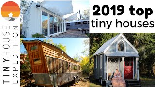 Top Tiny Houses Of 2019 - Viewer Favorites!