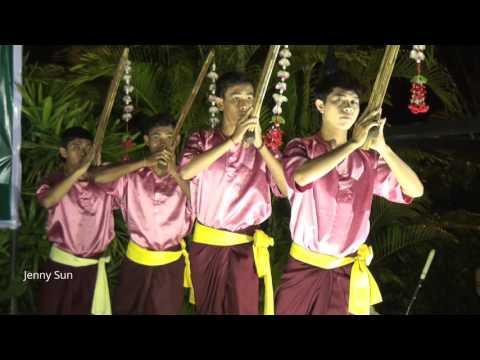 Cambodian Traditional Dances, Khmer Traditional Ken Dancing
