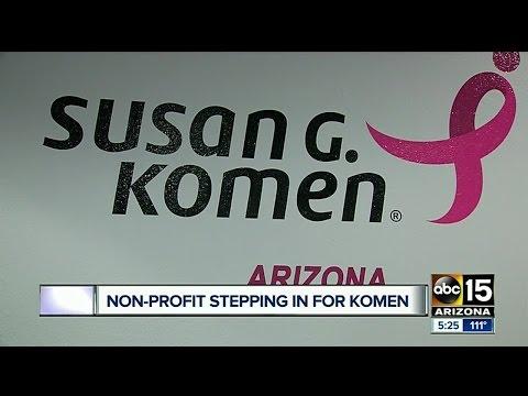 Valley organization stepping in as Susan G Komen closes Arizona chapter