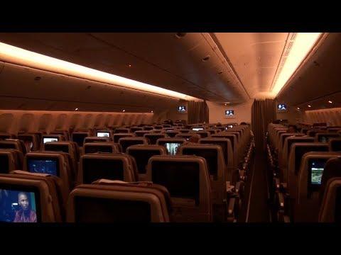 SWISS Boeing 777-300ER HB-JNC LX 39 San Francisco-Zurich Economy Class Trip Report