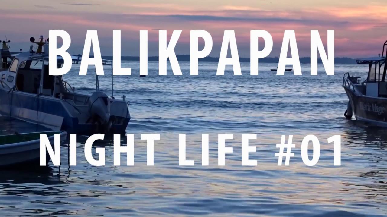 Balikpapan Nightlife 01 Lapangan Merdeka Bc Slo Mo Youtube