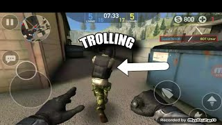 Trolling players in Forward Assult*FUNNY*