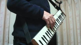 Music by Henry Mancini Arr by Noriyasu Takeuchi 鍵盤ハーモニカの練...