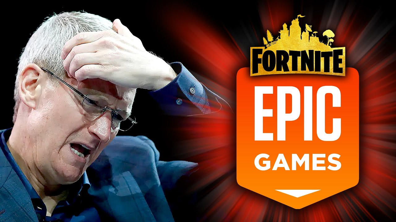 Epic Won And Apple Lost...