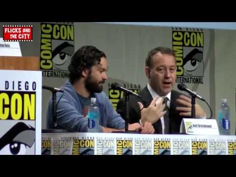 The Last Of Us Comic Con - Sam Raimi, Neil Druckmann & Maisie Williams Rumors
