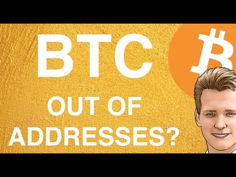 Bitcoin running out of addresses? Programmer explains.