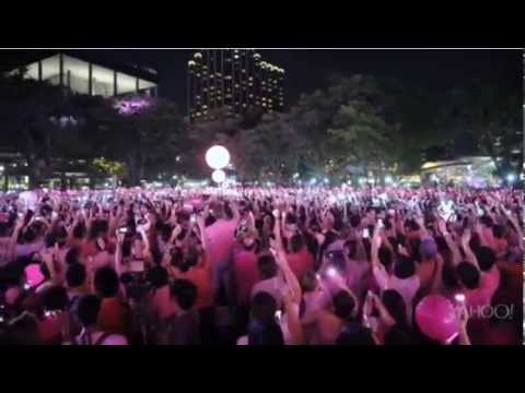 Yahoo! ' report on Pink Dot 2014