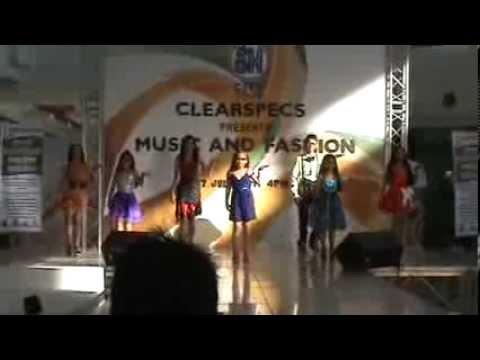 "CSP ""All N One"" Dancers @ Music & Fashion SM Rosario Mall show 7/17"