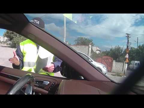 Oprire fara motiv de catre Politia Rutiera