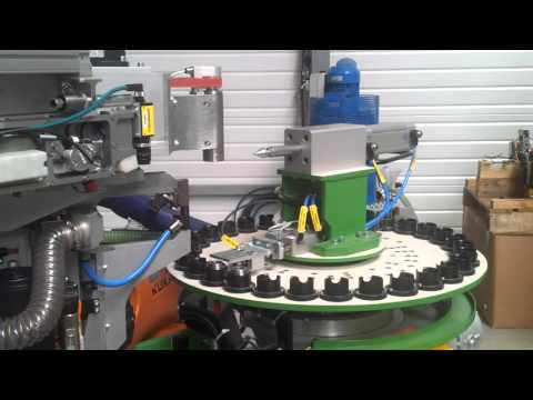 Robotized Assembly for Aerospace
