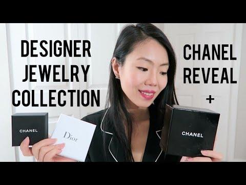 VINTAGE CHANEL BELT + DESIGNER JEWELRY COLLECTION 2017 | FashionablyAMY