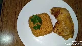 #Fırında soslu tavuk sevmeyen bile  çok beyenecek FIRINDA SOSLU TAVUK  LEZZETLİ TARİF