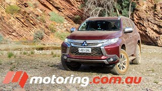 Video 2017 Large 4WD SUV Comparison - Mitsubishi Pajero Sport | motoring.com.au download MP3, 3GP, MP4, WEBM, AVI, FLV Maret 2018