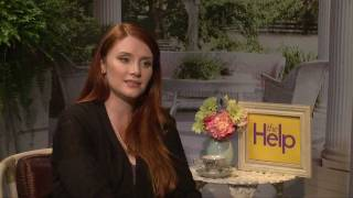 Bryce Dallas Howard 'The Help' Interview