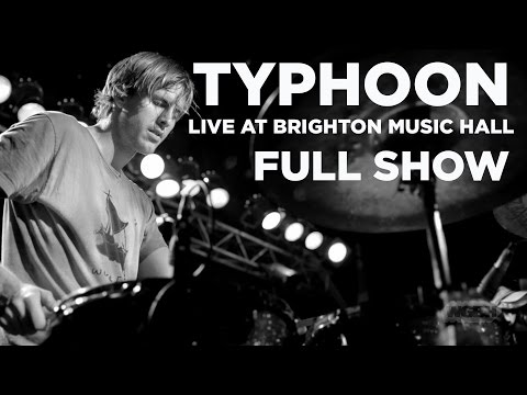 Typhoon: Live at Brighton Music Hall | Front Row Boston