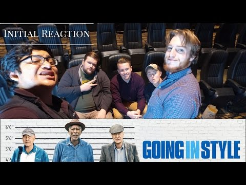 Going in Style Review | Initial Reaction