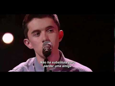 Ryan O'Shaughnessy - First Kiss - Britains Got Talent 2012 (Legendado) [HD]
