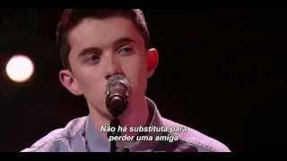 Ryan O'Shaughnessy - First Kiss - Britains Got Talent 2012 (Legendado) [HD]