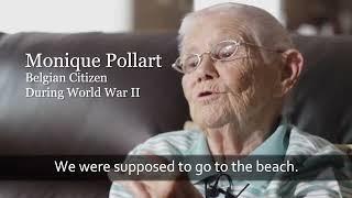 PORTRAITS: Monique Pollart- A Belgian at Dunkirk (Part 1)