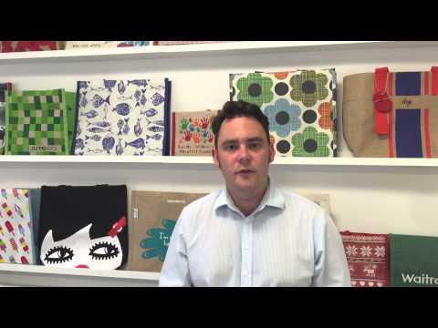 English Plastic Bag Charge October 2015 - Q&A with Jutexpo's Sam Turner