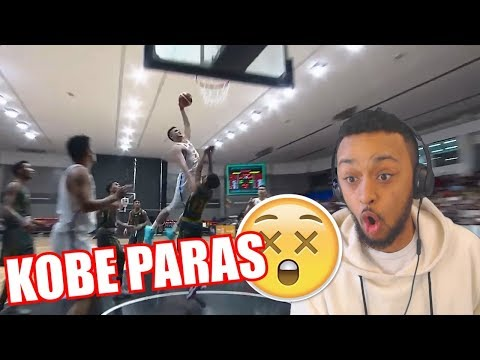 KOBE PARAS HERE COMES THE BOOM 2017 HIGHLIGHT REACTION