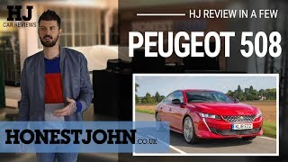 Car review in  few | 2019 Peugeot 508 - don