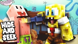 ESKALATION IN DER KROSSEN KRABBE | MINECRAFT HIDE AND SEEK