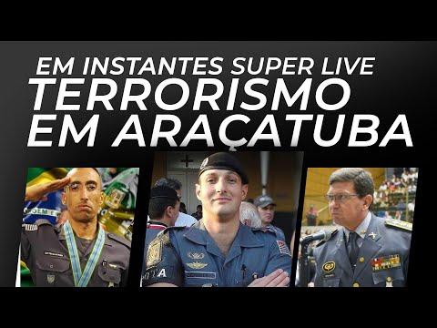 SUPER LIVE - TERR0R1SM0 EM ARAÇATUBA