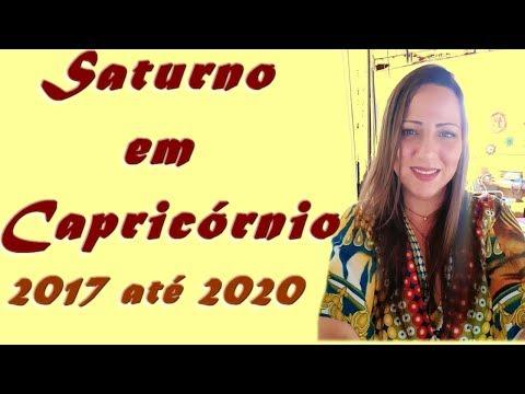 SATURNO VOLTA PRA CASA (capricórnio) | ORDEM NO RECINTO:  2017 até 2020 - Encontros Astrológicos