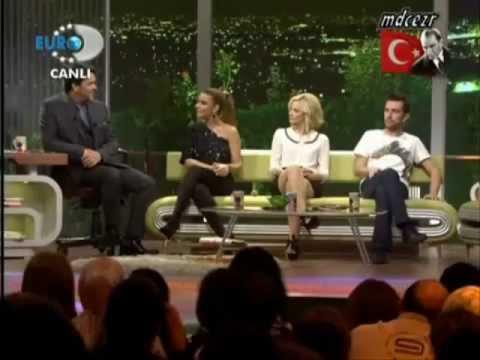 Beyaz Show'dan Seçmeler (28 Ekim 2011 Gülben Ergen)