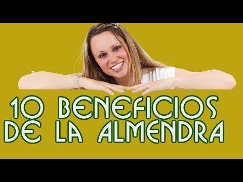 10 Beneficios de La Almendra - Aqui 10 Razones para Consumir Almendras
