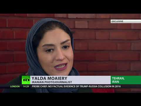 Photographer: Too see my picture in Trump's Iran-bashing tweet is a 'great shame' Mp3
